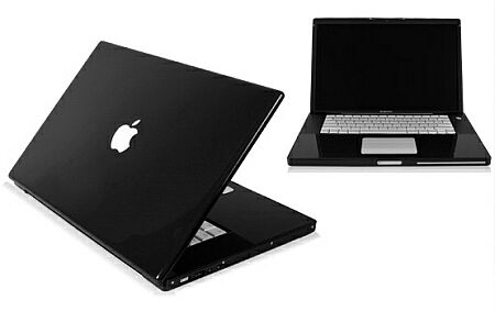 Apple MacBook black