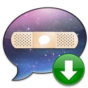 Chax application for features in iChat for Mac Leopard