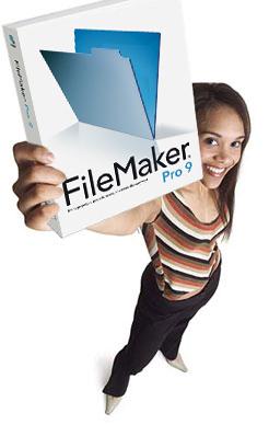 Filemaker Pro Application for Mac