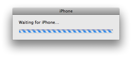 iphone update waiting