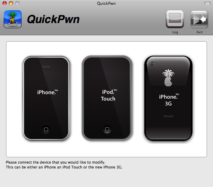 quickpwn iphone 3g 4.2.1