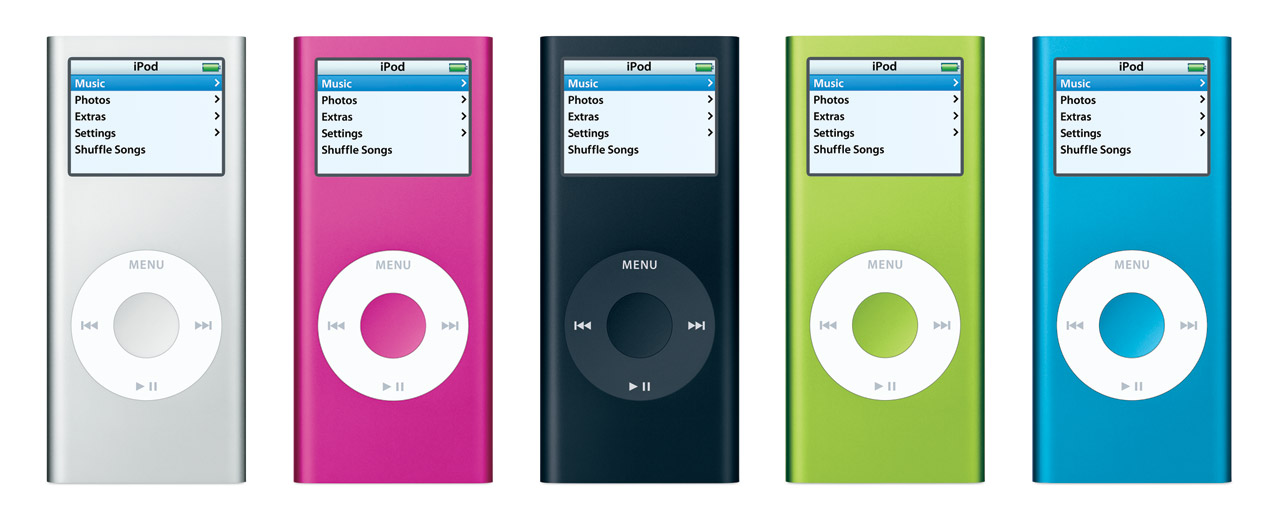 Apple iPod Nano 4G review