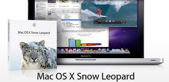 Mac OS X v10.6.1 Update released