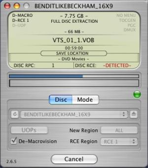 Free DVD Ripper or Extractor for Mac OS X – MacTheRipper