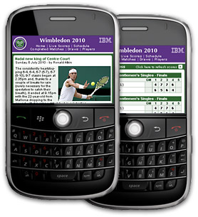 blackberry wimbledon 2010