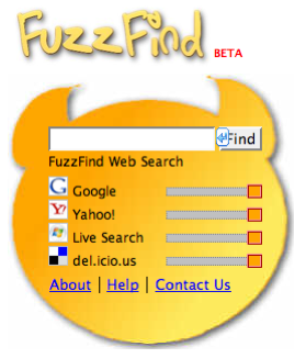 Find your fuzz in 4 Search engines together