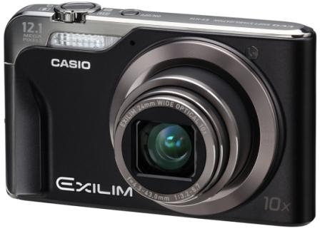 The Casio Exilim EX-H10 camera is expected to be sold at $300 and at ...