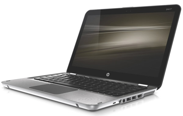 HP launches Envy Series laptops – Mac design competitor
