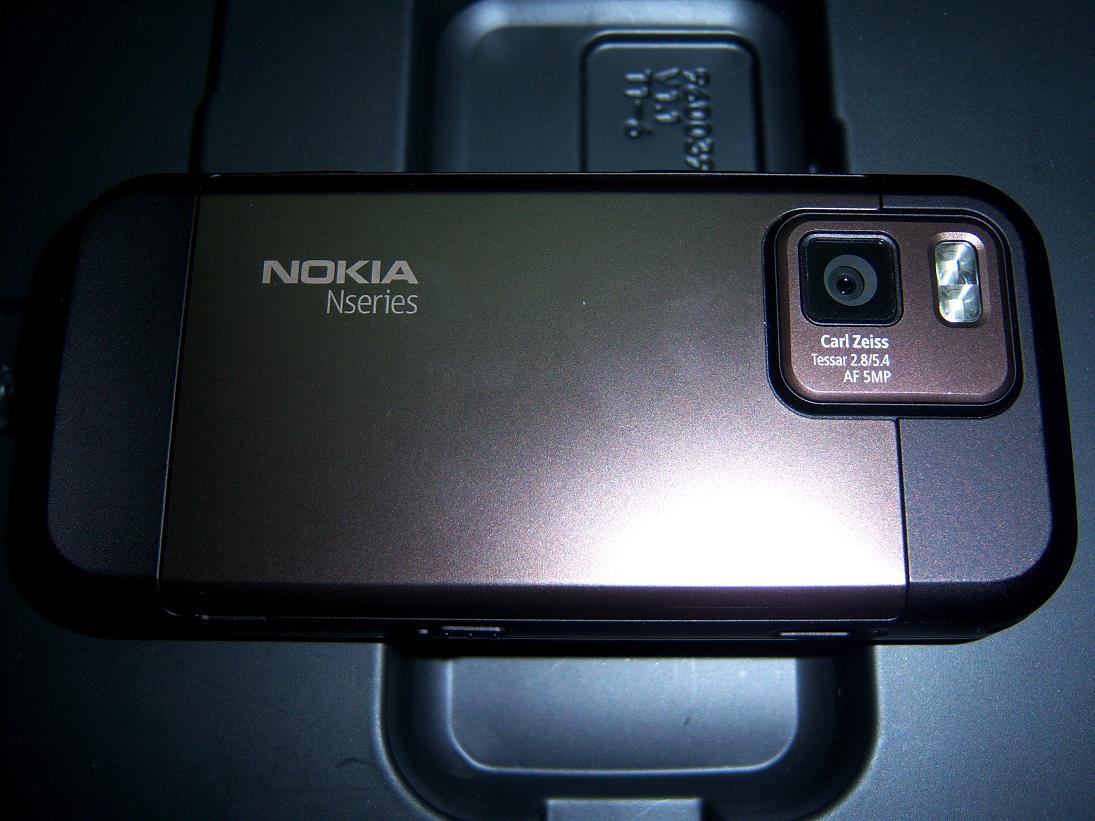 nokia n97 mini camera