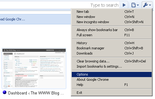 How to install themes in Google Chrome browser?