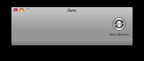isync main