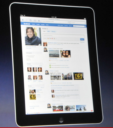 Apple unveils the Apple tablet device – Apple iPad – priced at $499