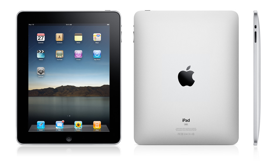 Apple iPad tablet device Specifications & pricing details