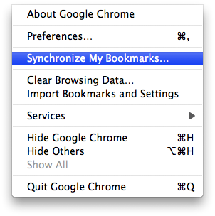 how to keep chrome on top mac