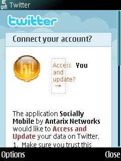 socially app connect