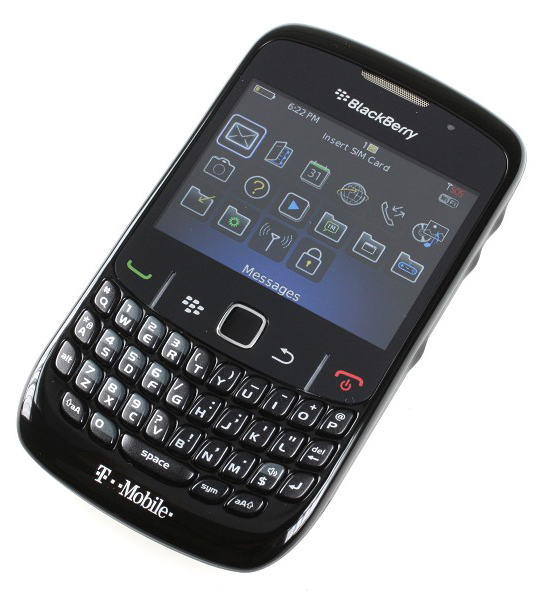 Blackberry Curve 8520 Review