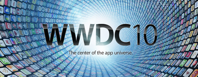 Apple announces WWDC 2010 – June 7th to 11th, 2010