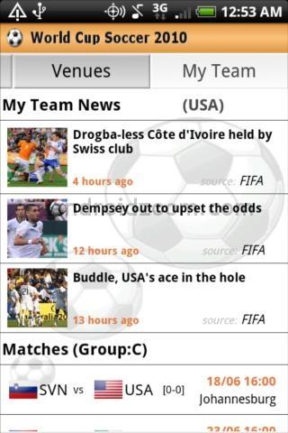 world cup soccer app 2