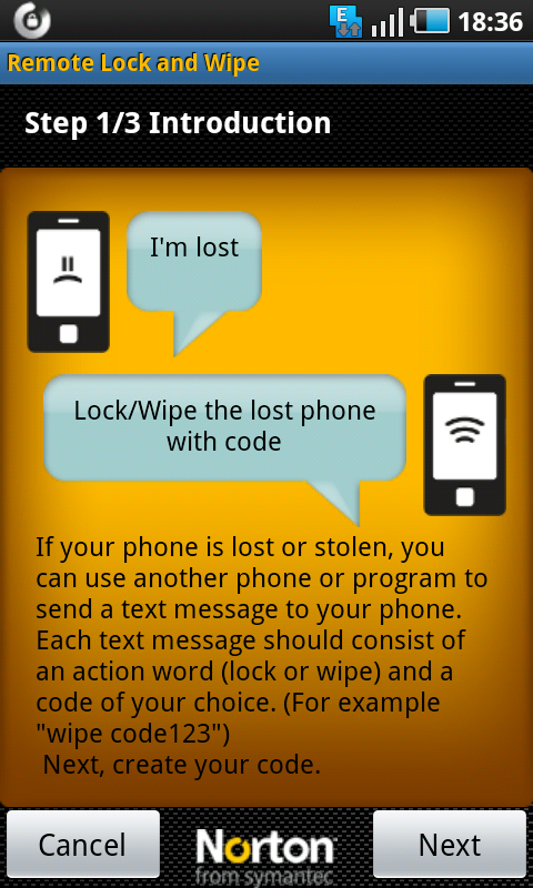 android remote lock step 1