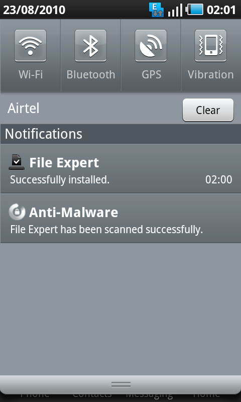 norton anti malware scan