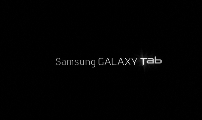 Android based tablet device by Samsung – Galaxy Tab