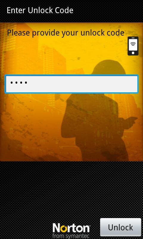 unlock locked android phone