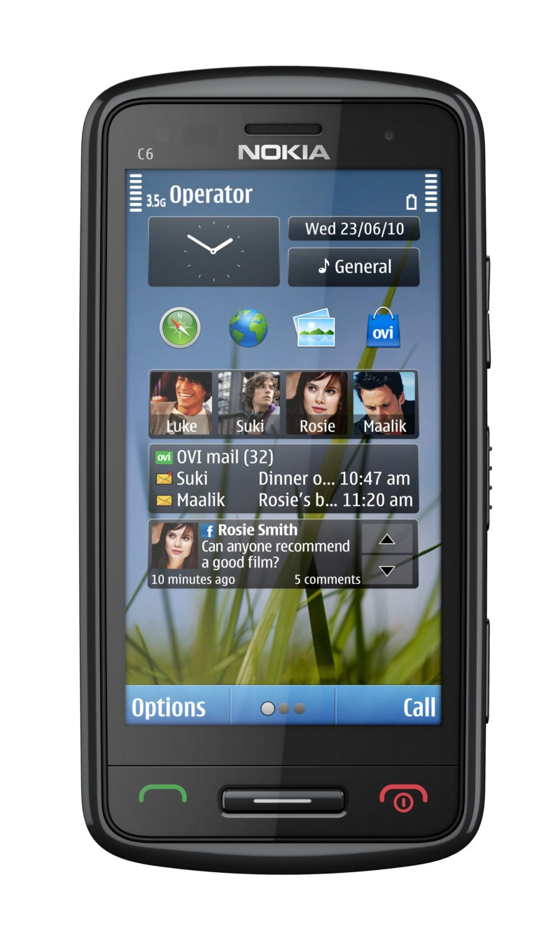The WWW Blog Nokia C6-01 and Nokia C7 Features and ...