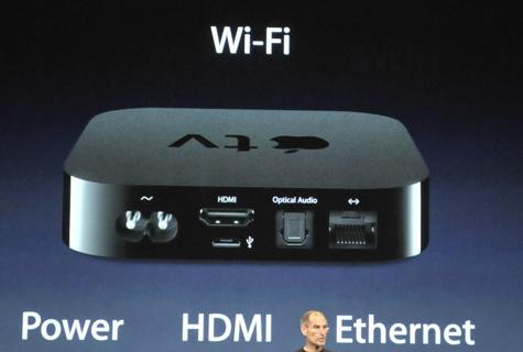 apple tv parts