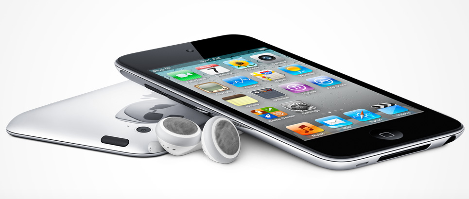 The iPod touch 4G has got 2 cameras now – The front and the rear camera.