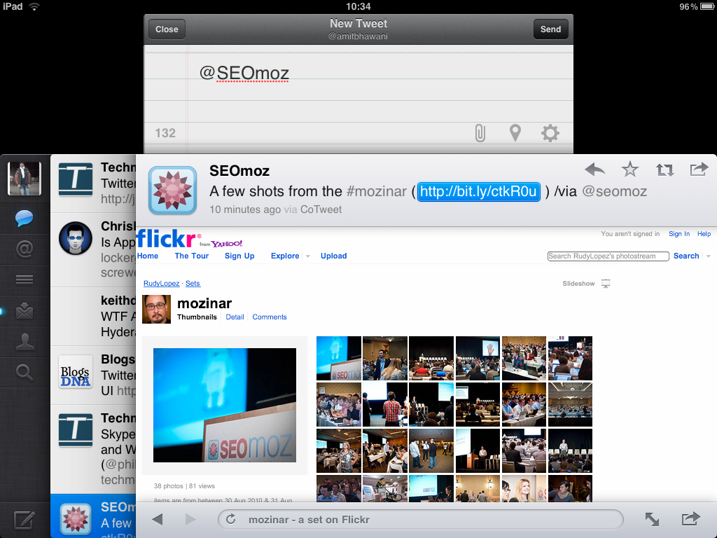 twitter app ipad 4 columns reply
