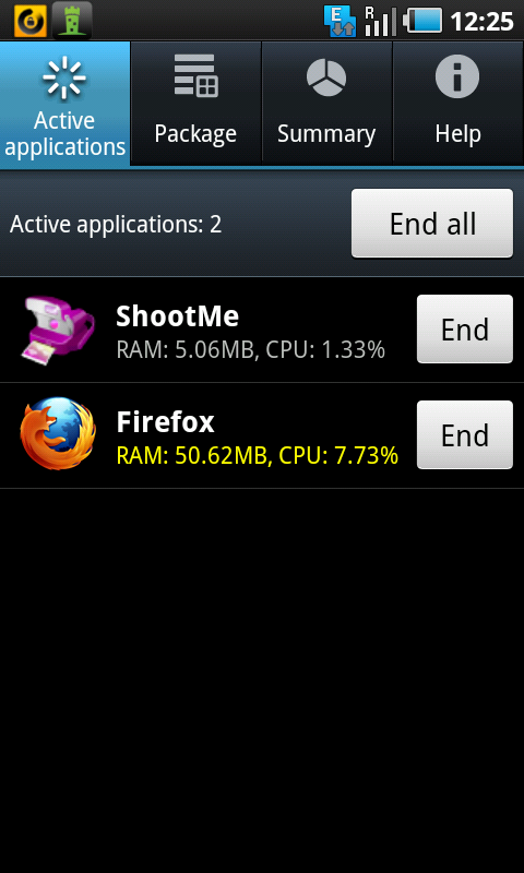 firefox android memory