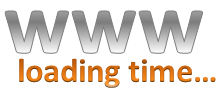 Find website loading time from different locations