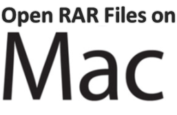 How to Open Rar Files on Mac OS X