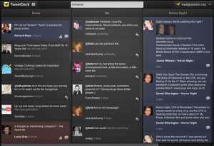 TweetDeck Google Chrome App