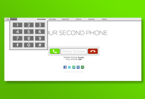 Your second phone