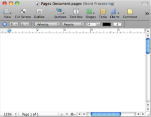 pages documents