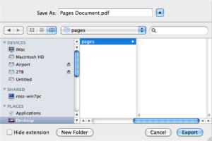 pages pdf