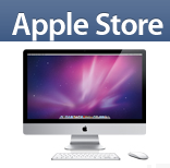 Apple Mac Store Logo