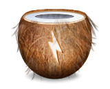 Coconut Battery Logo