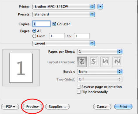 """If you need to print in black and white or in grayscale from your Mac, you might be hard-pressed to find an option to do so in the standard print window. OS X supports a number of different printers; however, besides general """"quality"""" sliders, many of the drivers do not have an option to limit color settings."""