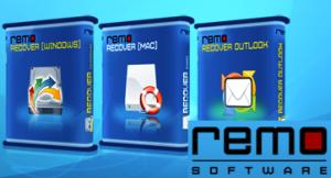 remo software logo