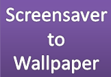 How to Show Screensaver as Desktop Background in Mac OS X