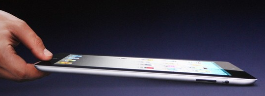 """Apple iPad 2 """"WiFi"""" and """"WiFi + 3G"""" pricing"""
