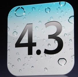 Apple iOS 4.3 – Better Safari, iTunes Home Sharing, Internet Hotspot