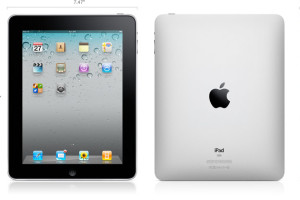Apple iPad vs Apple iPad 2 Specifications comparison