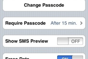How to secure your iPhone – Save personal info