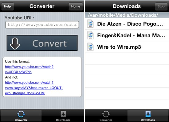 How to convert Youtube video to mp3 in an iPhone | Apple