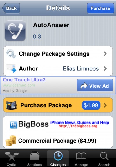 How to Auto Answer Calls on iPhone 4 and iPhone 3GS