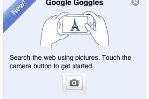 Google Goggles for iPhone – App Review & Features