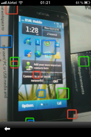 google goggles working